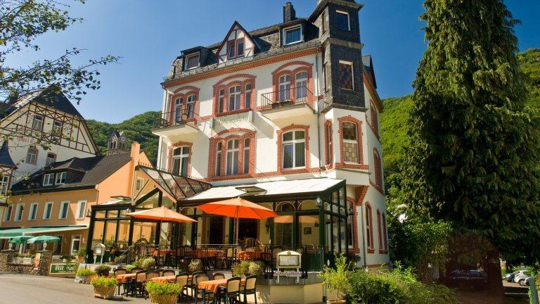 Haus Hohenzollern in Bad Bertrich