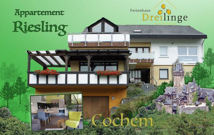 Ferienhaus Dreilinge in Cochem