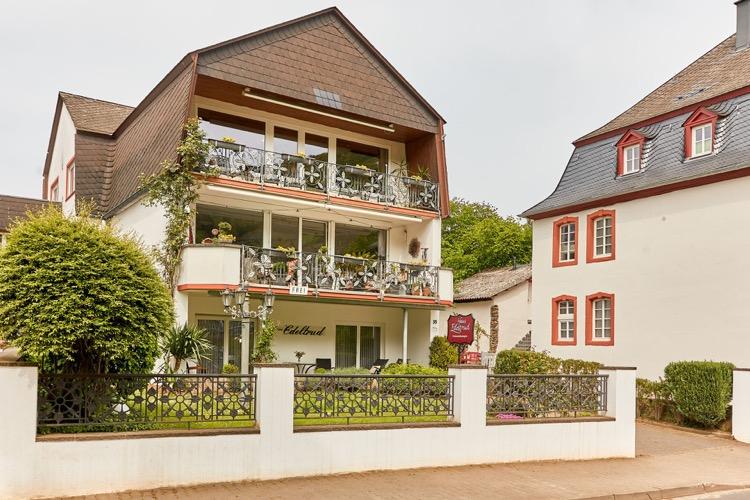 Haus Edeltrud vakantiewoningen aan de Moezel in Bernkastel-Kues