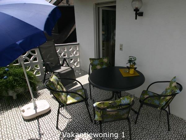 Balkon woning 1 Leisch-Kreutz