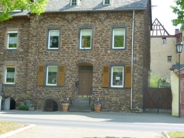 Meurer vakantiehuis in Bruttig-Fankel