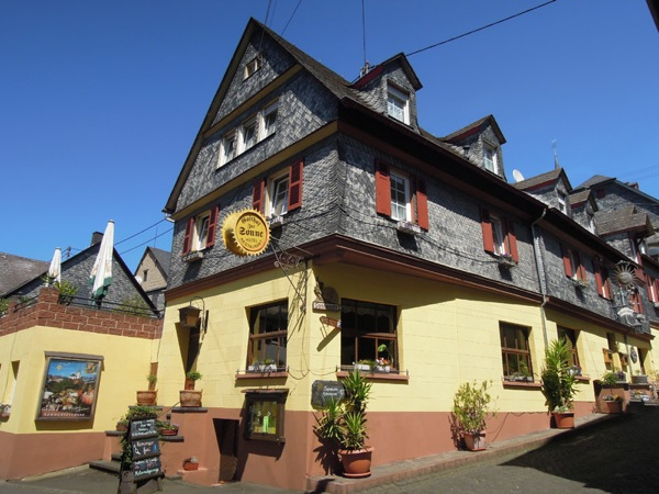 Hotel zur Sonne in Enkirch