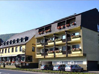 Hotel Brauer in Treis-Karden