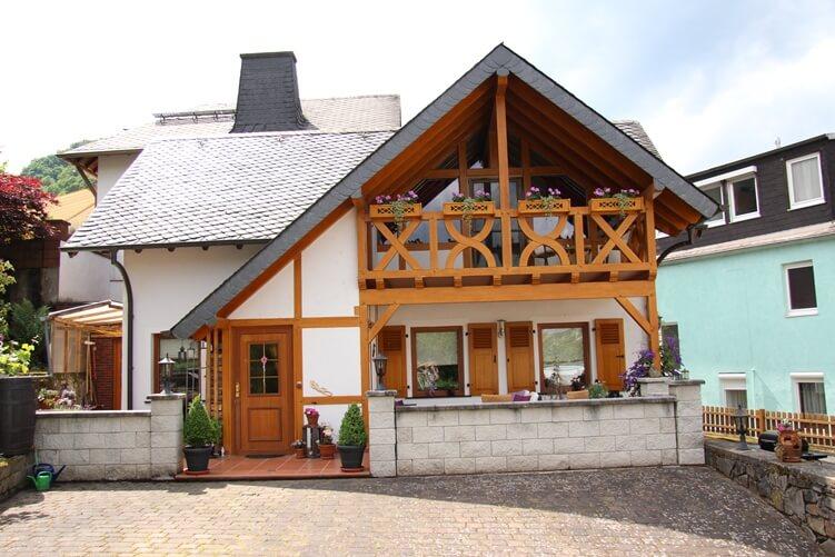 Vakantiehuis Winkelchen in Cochem