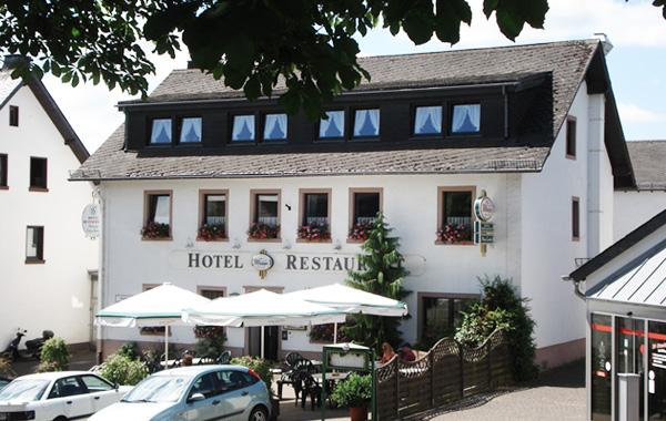Hotel-Restaurant Zwicker in Bleialf - Eifel